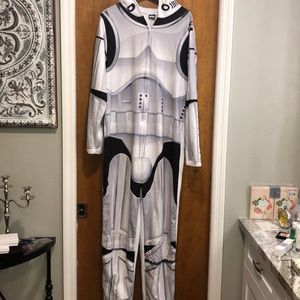 Star Wars pajamas